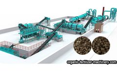 The role of organic fertilizer production equipment for agriculture