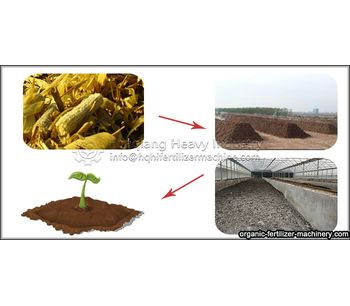 Furfural residue fermented organic fertilizer-3 points you must know