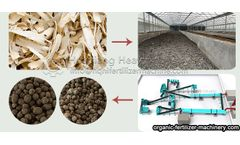 Feasible and simple method of sawdust fermentation