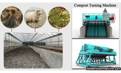 How long does it take for organic fertilizer fermentation equipment to process compost