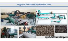 Guidelines for putting into use of organic fertilizer manufacturing process