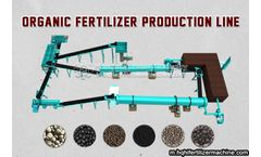 Some fertilizer machines be used in different fertilizer manufacturing process