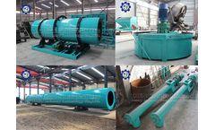 Detailed introduction of compound fertilizer production line equipment