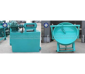 The difference between roller granulator and disc granulator