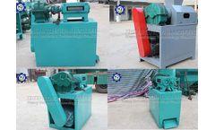 Granulation characteristics of roller granulator