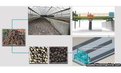 Organic fertilizer production technology - aerobic composting technology