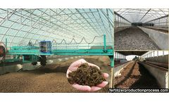 Indoor fermentation tank is recommended for organic fertilizer production