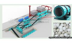 Hot-selling and widely used fertilizer wet drum granulator machine