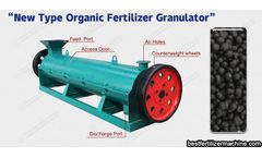 How to deal with vibration problem in the use of organic fertilizer granulator