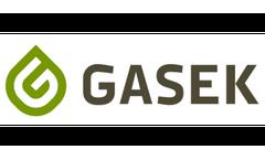 Gasek - Model 450 - Wood Chips Dryer