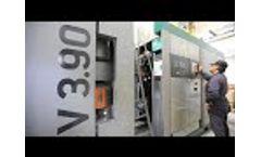 Burkhardt`s First Wood Gasifier in Japan Video