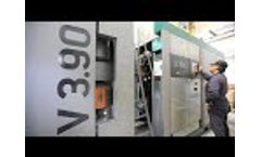 Burkhardt`s first wood gasifier in Japan (english version) Video