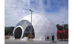 Ruikai - Hemispherical Tents