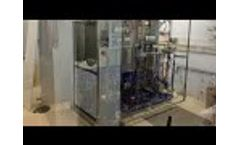 Astell Scientific square chamber autoclave install at John Innes Centre Video