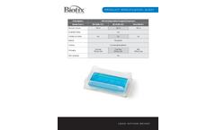Biotix - Model 100 mL - Automation Reservoir - Datasheet