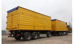 Volga - Hooklift Containers System