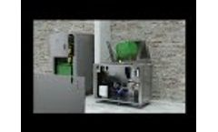 IMC Wastestation Autofeed to Dewater Video