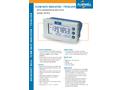 Fluidwell - Model D016 - Flow Rate Indicator / Totalizer - Brochure