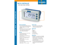 Fluidwell - Model D030 - Batch Controller with One Control Output - Brochure