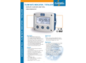 Fluidwell - Model F012 - Flow Rate Indicator / Totalizer - Brochure