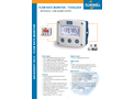 Fluidwell - Model F013 - Flow Rate Monitor / Totalizer with One High / Low Alarm Output - Brochure