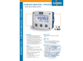 Fluidwell - Model F014 - Flow Rate Indicator / Totalizer with Pulse Output - Brochure
