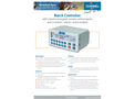 Fluidwell - Model N410 - Batch Controller - Brochure