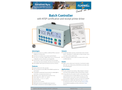 Fluidwell - Model N414 - Batch Controller with NTEP Certification and Numerical Keypad - Brochure