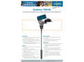 Fluidwell - Model Guidense TDR100 - Continuous Guided Level Radar - Brochure