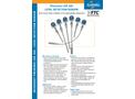 Fluidwell - Model LDS 300 - Level Detection Sensor - Brochure
