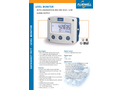 Fluidwell - Model F077 - Field Mount - Level Monitor with Linearization and One High/Low Alarm Output - Datasheet