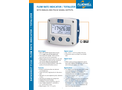 Fluidwell - Model F110 - Field Mount - Flow Rate Indicator / Totalizer - Datasheet