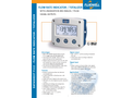 Fluidwell - Model F112 - Field Mount - Flow Rate Indicator/Totalizer - Datasheet