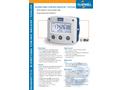 Fluidwell - Model F115 - Field Mount - Bi-directional Flow Rate Indicator / Totalizer - Datasheet