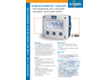 Fluidwell - Model F118 - Field Mount - Flow Rate Monitor / Totalizer - Datasheet