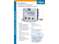 Fluidwell - Model F126-EG - Field Mount - Flow Computer with Temperature and Pressure Compensation - Datasheet