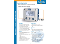 Fluidwell - Model F126-EL - Field Mount - Flow Computer with Temperature Compensation for Corrected Liquid Volume - Datasheet