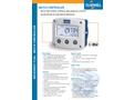 Fluidwell - Model F136 - Field mount - Batch Controller - Datasheet