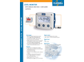 Fluidwell - Model F170 - Field Mount - Level Monitor with High / Low Alarms and Analog Outputs - Datasheet