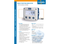Fluidwell - Model F195 - Field Mount - Valve Position Indicator (VPI) for Hydraulic Systems - Datasheet