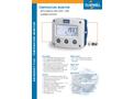 Fluidwell F143 Temperature Monitor - Datasheet