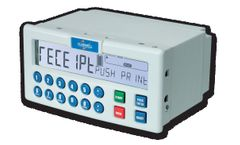 Fluidwell - Model N413 - Batch Controller with Numerical Keypad and Receipt Printer Driver