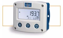 Fluidwell - Model F143 - Temperature Monitor