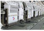 Lejia - Model LJ Series - High Speed Embroidery Machine