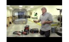 Protimeter MMS2 Flooring Kit | Demonstration of Humidity Testing in Concrete Floors Video