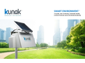 Kunak - Model AIR A10 - Air Quality Monitor Brochure