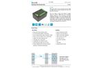 Kunak - Model K-101 - Quad-Band GPRS Remote Node - Brochure
