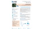 Kunak - Model K-M00 - Remote Management & Telemetry for Machinery and Sensors - Brochure