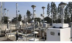 Research and Consulting Services - Environmental Monitoring Systems