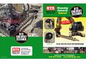 BTE - Model 329 - Railroad Modified Hi-Rail Excavator Brochure